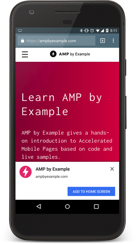 From AMP to Progressive Web App – The AMP Blog