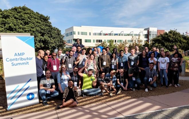 AMP Contributor Summit